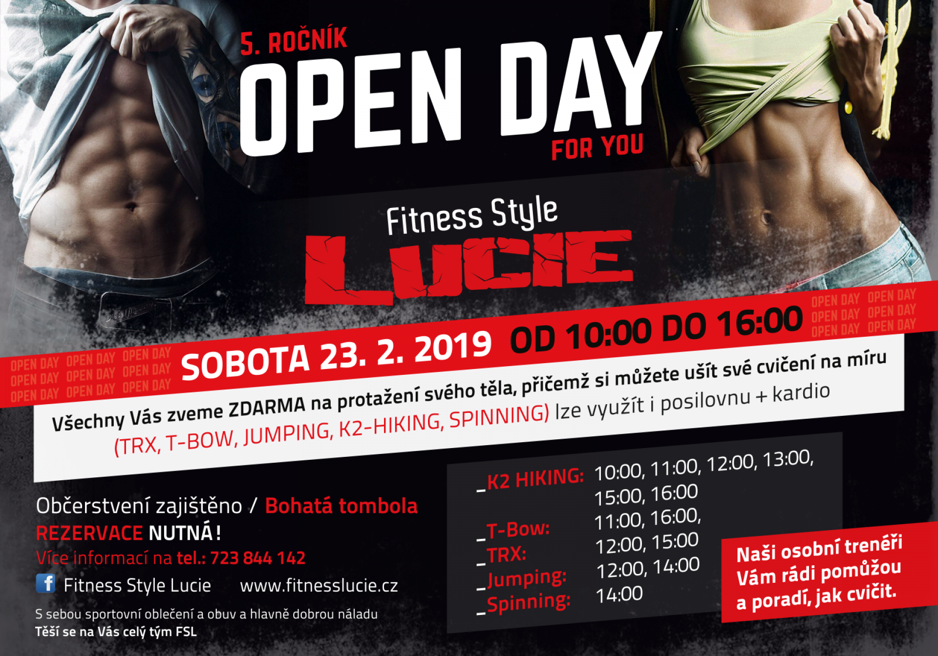5. ročník OPEN DAY for you