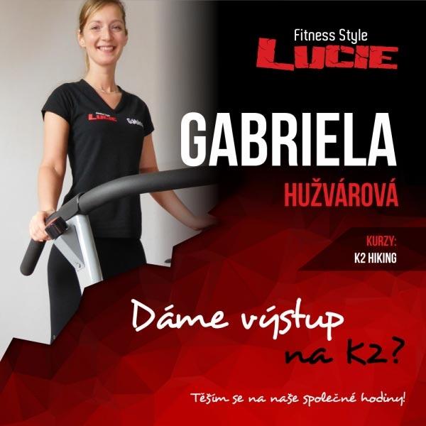 Gabriela Hužvárová