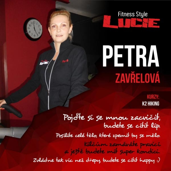 Petra Zavřelová
