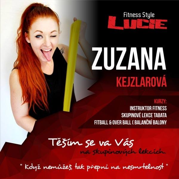 Zuzana Kejzlarová